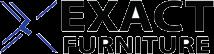 exact furniture logo